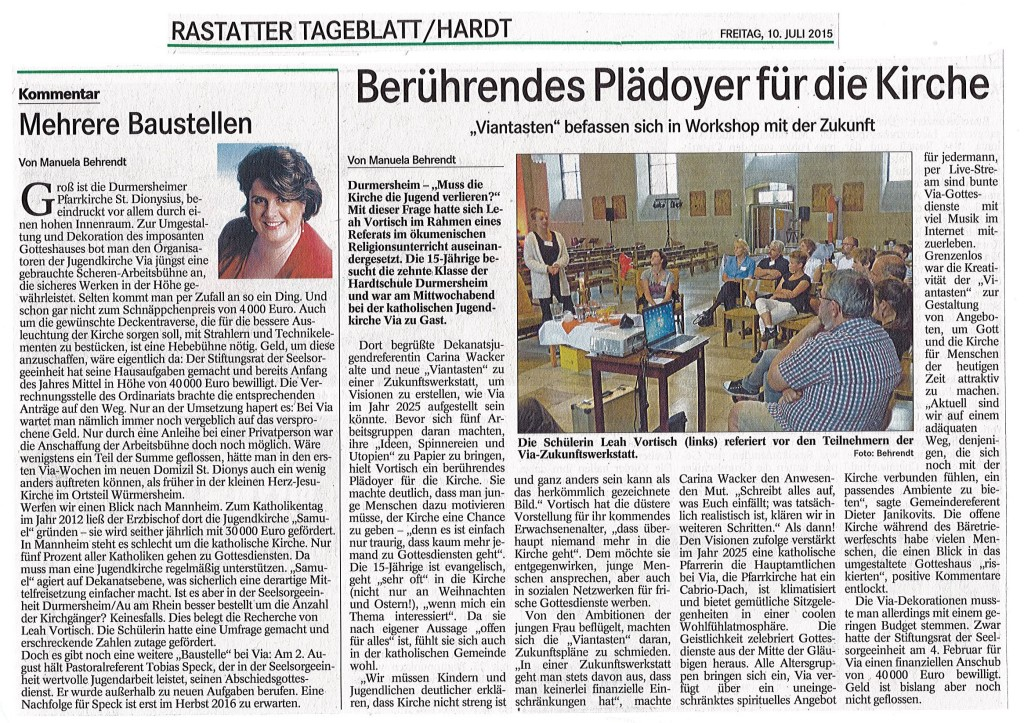 Via-Presseschnipsel 2015_BT150710