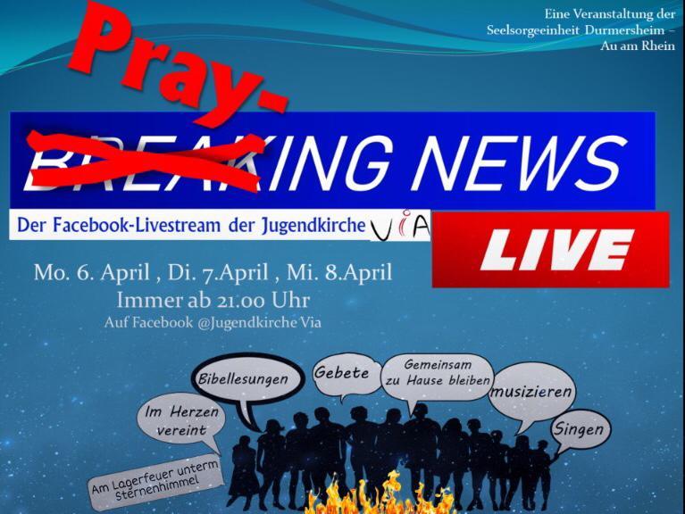 Jugendkirche VIA Livestream